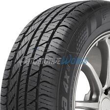 4 New 275/40-17 Kumho Ecsta 4X II KU22 All Season High Performance 420AAA Tires