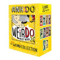 Anhdo Weirdo Kids 10 Spooky Weird Story Books Boxset Spooky Weird Collection NEW