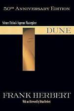Dune, 50th Anniversary Edition (Dune Chronicles, Book 1): By Frank Herbert