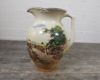 Royal Doulton Large Country Garden Seriesware Pitcher Jug.