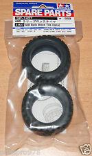 Tamiya 51427 60D Rally Block Tire/Tyre (2 Pcs.) (M01/M03/M04/M05/M05Ra/M06/M07)