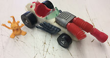 1989 Kenner Real Ghostbusters Ecto 500 Incomplete Vehicle W/ Ghost! Pics!