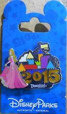 Disney Pin - 2015 Sleeping Beauty Disneyland Pin - NEW