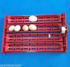 ✔ ✔ ✔ Automatic 32/40 goose l Egg Turner Tray with Motor 1/240 revolution/minute