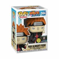 Funko Pop PAIN Glow In the Dark GITD #944 Chalice Collectibles NARUTO IN STOCK