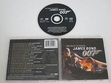 THE BEST OF JAMES BOND/SOUNDTRACK/VARIOUS ARTISTS(EMI/CAPITOL 7243 5 23294 2 7)