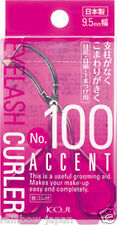Koji Mini No.100 Accent Eyelash Curler 9.5mm Wide Type Make Up From Japan