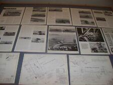 VINTAGE..SIKORSKY S-39 AMPHIBIAN ..4-VIEWS/VARIANTS..RARE! (196A)