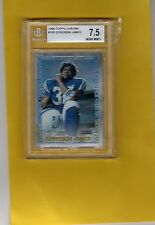 1999 TOPPS CHROME ROOKIE CARD EDGERRIN JAMES #145 BGS 7.5