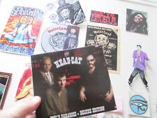 THE HEAD CAT-Fool's Paradise Deluxe Edition CD/DVD Lemmy Slim Jim Danny B. Rock