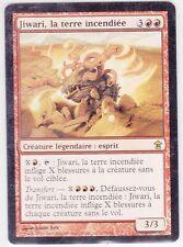 Jiwari, la terre incendiée -105/165-Magic The Gathering-MTG-Rare Carte-FR