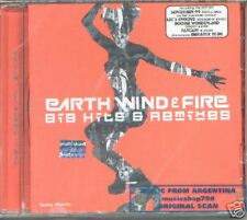 EARTH WIND & FIRE BIG HITS ULTIMATE COLLECTION CD AND