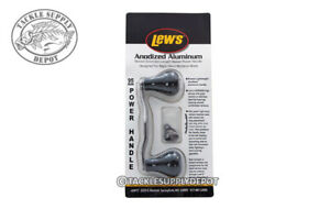 Lew's Replacement Handle Bowed 95MM Anodized Aluminum Baitcast Right Hand