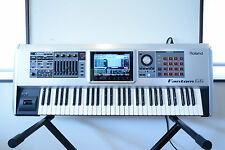 Roland Fantom G6 61keys Music Workstation Keyboard Synthesizer Ver 1.30