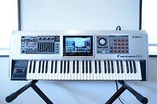 Roland Fantom G6 61keys Music Workstation Keyboard Synthesizer Ver 1.30