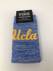 Victoria's Secret Pink Collegiate Socks - UCLA Bruins -NEW WITH TAGS!