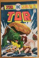 TOR #6 The Caveman (1975 DC Comics) GD Book