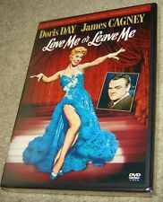 Love Me or Leave Me (DVD, 2005), NEW & SEALED, WIDESCREEN, REGION 1, DORIS DAY