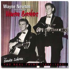 Country / Teen CD- Wayne Newton / The Newton Brothers - Bear Family- Import- NEW