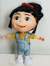 "Despicable Me Talking Doll Agnes Universal Studios 11"""
