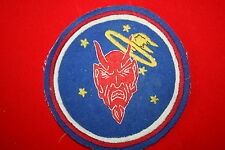 431ST FIGHTER SQUADRON SQDN A2 JACKET PATCH SATAN'S ANGELS 475TH GROUP