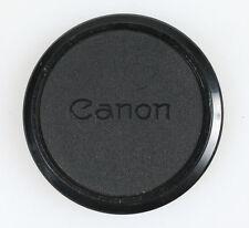 62MM CANON PUSH ON LENS CAP, VINTAGE