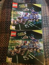 LEGO 7066 Alien Conquest instructions only