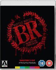 BATTLE ROYAL (Director's Cut) di Kinji Fukasaky BLURAY in Giapponese NEW .cp
