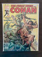 The Savage Sword of Conan 38 Higher Grade Marvel Comic CL77-21