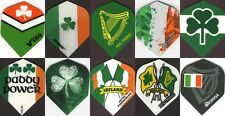 """The IRISH 6"" Dart Flights: STANDARD DART FLIGHTS 6 sets"