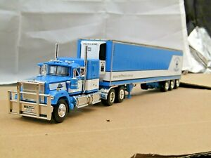 1/64 Dcp 60-0931 white/blue Aussie Mack Superliner w/reefer new in box