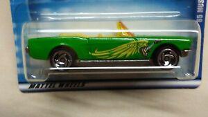 Hot Wheels 2000 #201 '65 Mustang HW