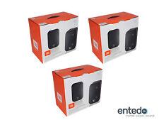 6 JBL Control One 2-Wege Kompakt Lautsprecher Speaker Boxen +Halter Schwarz NEU