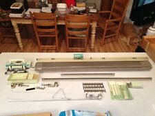 Brother Profile 550 Vintage automatic home knitting Machine