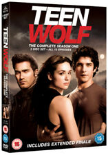 Teen Wolf: The Complete Season One DVD (2012) Tyler Posey ***NEW***