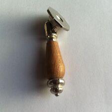 Knopf Holz Möbelknöpfe Küchenknopf  Knopfgriff Profilgriffe Bogengriffe Büro