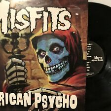 Misfits – American Psycho LP 1997 Geffen Records – GEF-25126 VG/VG+