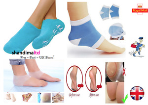 Moisturizing Socks Thera - gel for Repair To Cracked Heel Moisture Rich Therapy