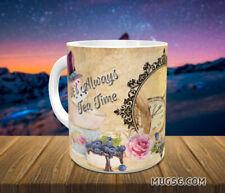 alice aux pays des merveilles  0043 alice in wonderland mug tasse disney