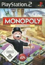 Monopoly-con Classic y World Edition (ps2) Sony PlayStation 2