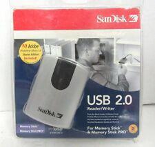 SanDisk ImageMate SDDR-97-A15 USB 2.0 Reader/Writer Memory Stick/MS Pro