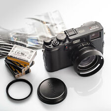 Fujifilm X100S 16.3MP Digital Camera - Black