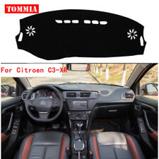 For Citroen C3-XR Car Dashboard Cover Non slip Dash Mat Sun Shade Carpet Pad