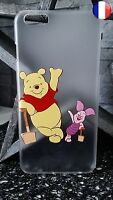 ★★★ Coque Plastique Rigide IPHONE 6 PLUS - Winnie L'Ourson Porcinet DISNEY ★★★
