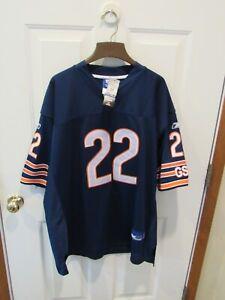 NWT Chicago Bears NFL Football Reebok Jersey MATT FORTE men's Size 52 new