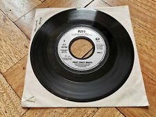 """kiss - crazy crazy nights 7"""" vinyl record"""