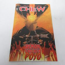 Image Chew: Demon Chicken Poyo One-Shot NM