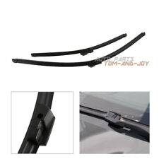 26''+18'' Front Windshield Wiper Blade Bracketless For BMW 5 Series GT 7 Series