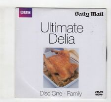 (IL115) Ultimate Delia, Disc 1: Family - 2004 Daily Mail DVD