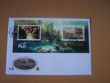 Isle Of Man/Gibraltar,2005,Death Of Lord Nelson,Joint Issue,M/Sheet,Fdc,